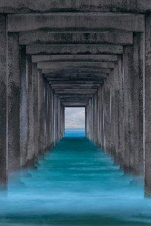 Ocean Window (Scripps Pier La Jolla) Panorama by Peter Lik