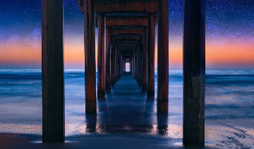 A Sky Full of Stars  Panorama by Peter Lik
