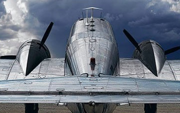 Twin Beech 1.5M Huge Panorama - Peter Lik