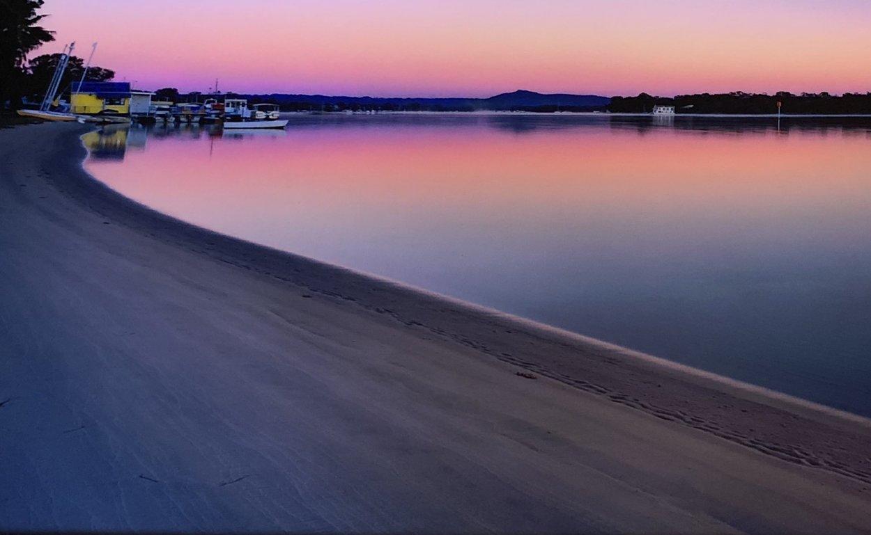 Drifting Huge  Panorama by Peter Lik