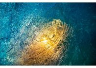 Ocean Glow 1.5M Huge Panorama by Peter Lik - 1