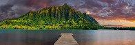 Island Bliss Panorama by Peter Lik - 1