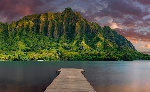 Island Bliss Panorama - Peter Lik