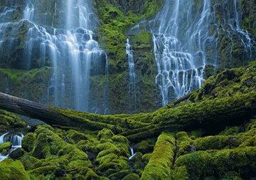 Pristine (Bend, Oregon) Panorama by Peter Lik