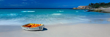 Peaceful Shores Panorama by Peter Lik