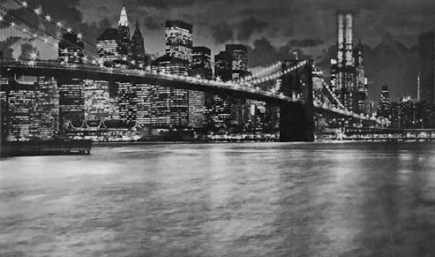City Of Lights New York By Peter Lik