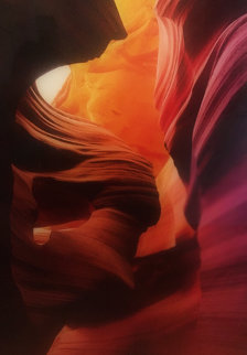 Guardian Angel (Antelope Canyon, Arizona) Panorama - Peter Lik