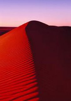Dune Stairway (Simpson Desert, Northern Territory) Panorama - Peter Lik