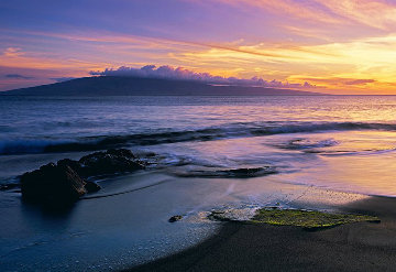 Island of the Sun Hawaii Panorama - Peter Lik