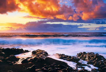 Genesis ( Hana Hawaii) Panorama by Peter Lik
