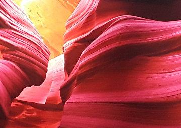 Angel's Heart (antelope Canyon, Az) Panorama - Peter Lik