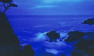 Indigo Sky Panorama - Peter Lik