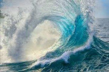 Ocean Dance Huge! Panorama - Peter Lik