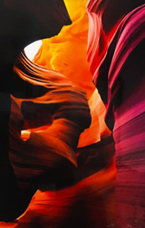 Guardian Angel (Antelope Canyon, Arizona) Huge Panorama - Peter Lik
