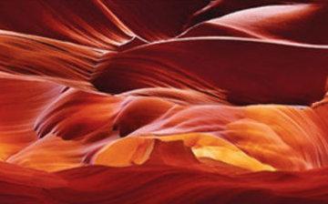 Crimson Tide 1.5M Huge! Panorama - Peter Lik
