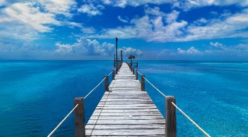 Beyond Paradise AP  Panorama - Peter Lik