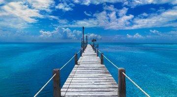 Beyond Paradise AP  Panorama by Peter Lik