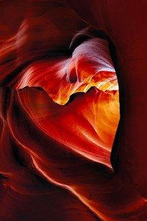 Desire (Antelope Canyon, Arizona) Panorama - Peter Lik