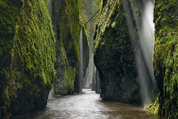 Allure (Columbia River Gorge)  Panorama by Peter Lik