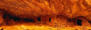 Fire Rock (Cedar Mesa, Utah) 1.5M Huge Panorama - Peter Lik