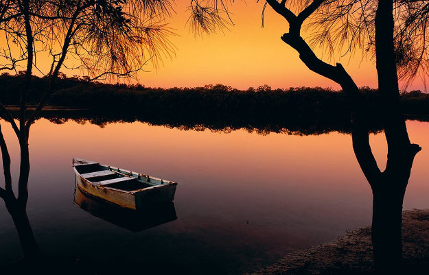 River Panorama by Peter Lik