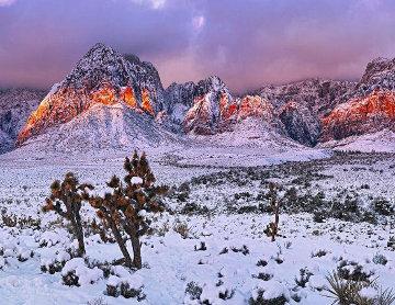 Desert Glow (Las Vegas, Nv) Panorama by Peter Lik