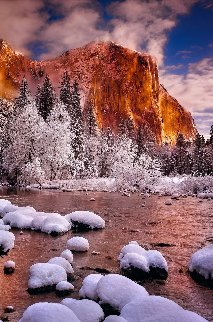 Winter Tower Panorama - Peter Lik