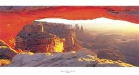Echoes of Silence (Canyonlands National Park, Utah) 2006 1.5M Huge! Panorama by Peter Lik - 1
