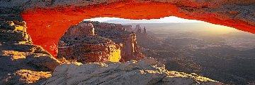 Echoes of Silence (Canyonlands National Park, Utah) 2006 Panorama - Peter Lik