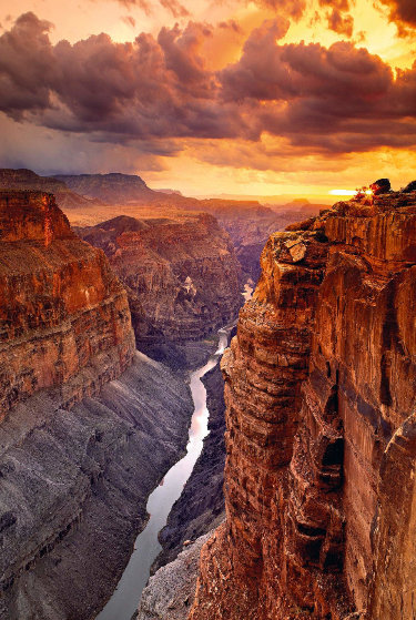 Heaven on Earth 2007 Panorama by Peter Lik