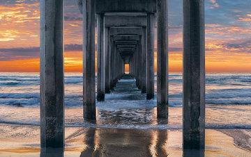 Coastal Dreams  Panorama - Peter Lik