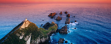 Shephard of the Cliffs Panorama by Peter Lik