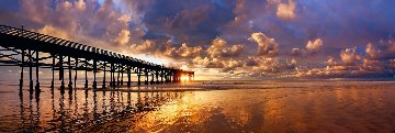 Last Surf Panorama by Peter Lik