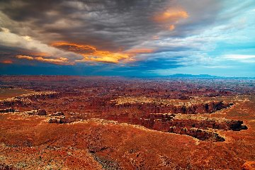 Creation Panorama by Peter Lik