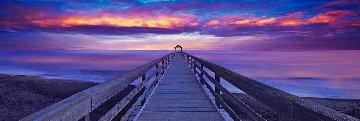 Sunset Dreams 1.5m Huge Panorama - Peter Lik