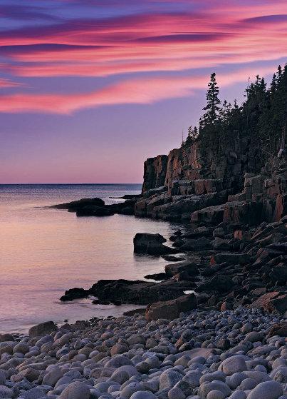 Atlantic Shores Panorama by Peter Lik