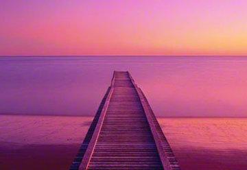 Blush Panorama by Peter Lik