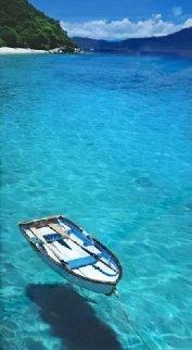 Tranquil Bay 1.5M Huge! Panorama - Peter Lik