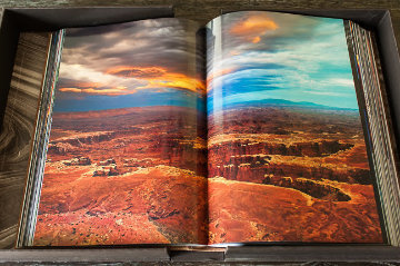 Big Book  Limited Edition Print by Peter Lik