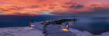 Enchanted Jetty  Limited Edition Print by Peter Lik