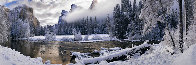 Mystic Valley Panorama by Peter Lik - 1