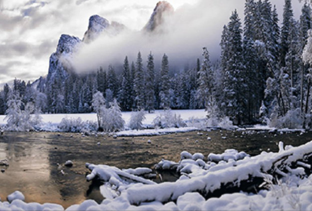 Mystic Valley Panorama by Peter Lik