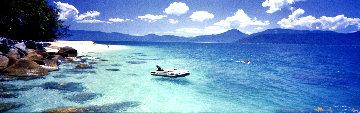 Tropical Island Panorama by Peter Lik