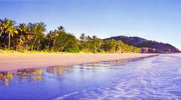 Fourmile Beach Panorama by Peter Lik
