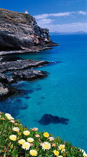 Cliffs of Colour Panorama by Peter Lik