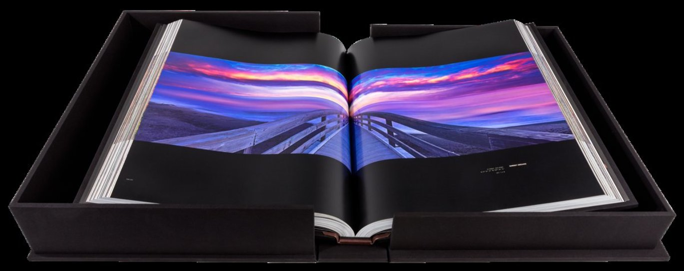 Equation of Time  Book Other by Peter Lik