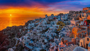 Mediterranean Nights  AP Panorama - Peter Lik