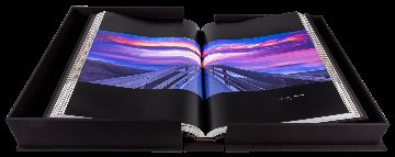 Equation of Time Book  20x30 Other - Peter Lik