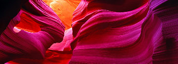 Angel's Heart (Antelope Canyon) 2M Super Huge! Panorama - Peter Lik