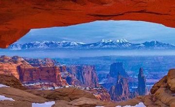 Timeless Land (Canyonlands NP, Utah)  Panorama - Peter Lik
